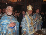 Његово Преосвештенство, Епископ зворничко-тузлански Господин Г. Василије, посјетио парохију модричку