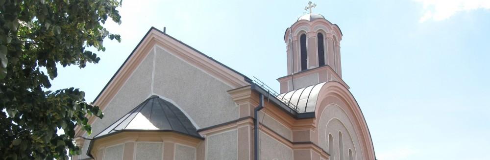 Храм Успења Пресвете Богородице у Модричи
