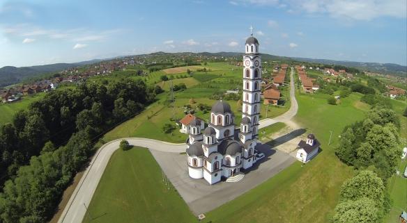 modriča, crkva